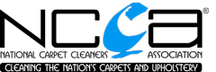 Image of the National Carpet Cleaners Association logo for Crossley Domestic Services of Guiseley, Baildon, Menston