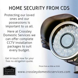 home security, cctv, domestic services
